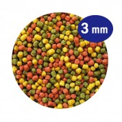 Mix Alimento PRO 1.5kg 3mm Carpa-Koi
