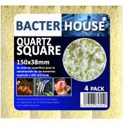 Bacterhouse Quartz Square 150x38mm